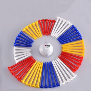 Plastic Golf Tee(4 types)