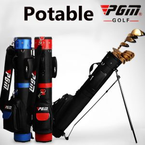 PGM-Nylon-Golf-Bag-Ladies-Golf-Stand
