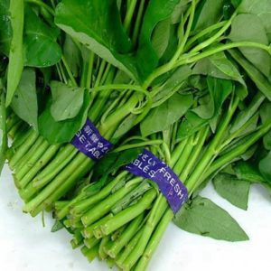 Green on Choy in Bag青骨通菜