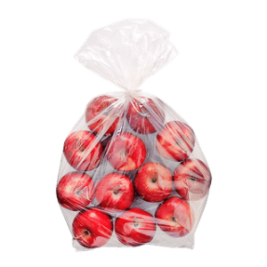 Red Apple in bag